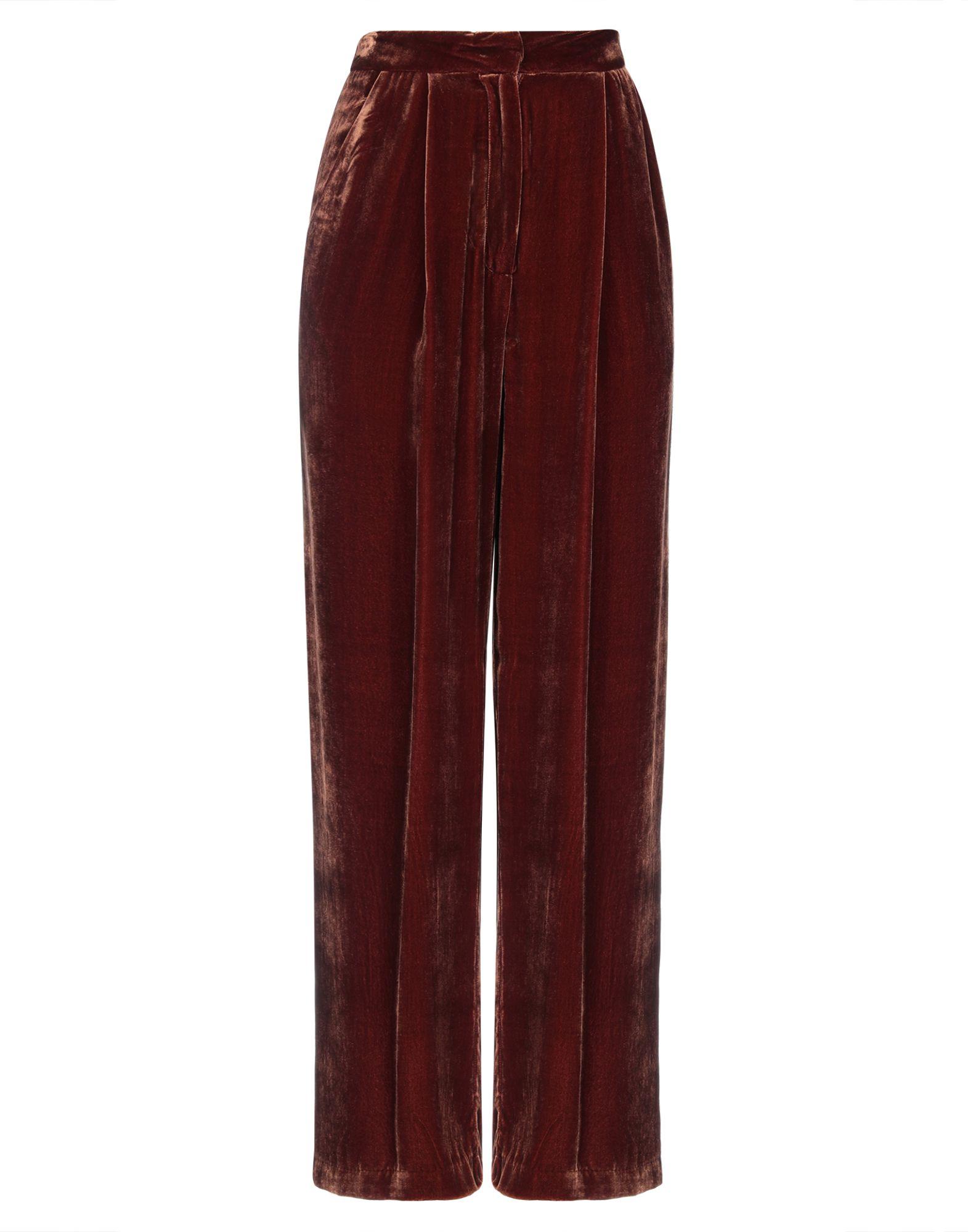 STINE GOYA Повседневные брюки stine goya платье длиной 3 4