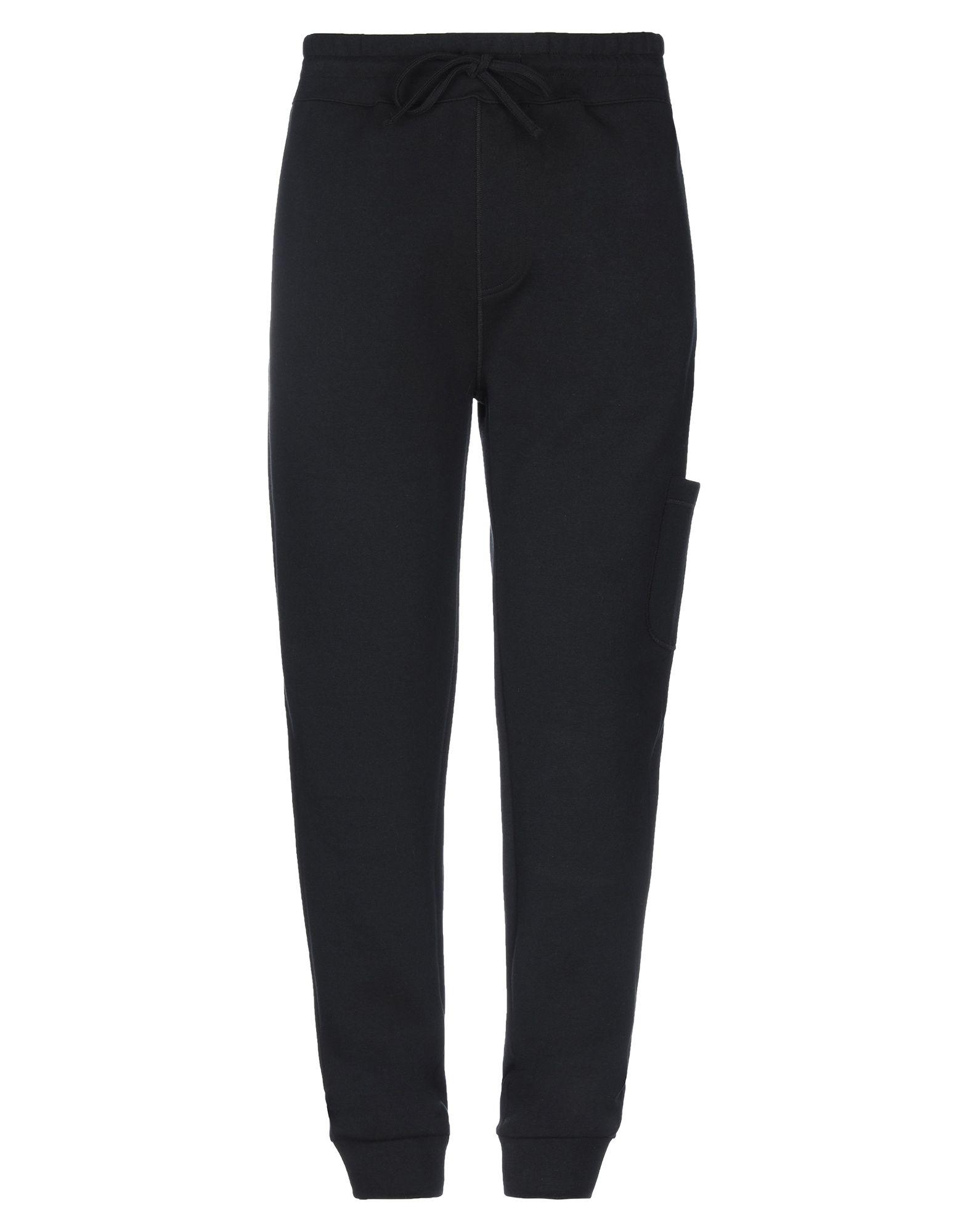 MC2 SAINT BARTH Casual pants. sweatshirt fleece, solid color, logo, mid rise, comfort fit, tapered leg, drawstring closure, multipockets. 100% Cotton