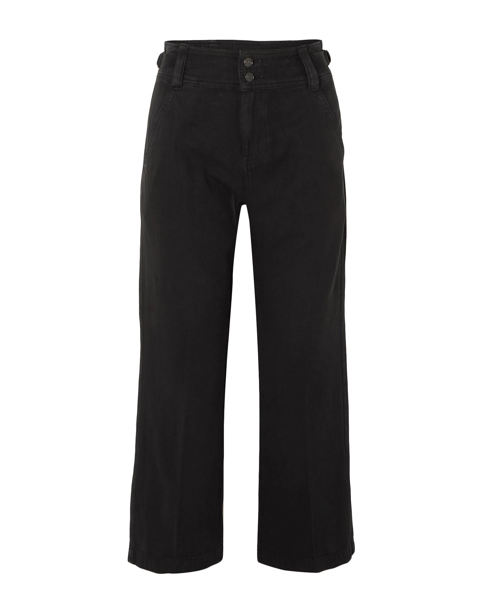 current elliott укороченные джинсы скинни CURRENT/ELLIOTT Повседневные брюки