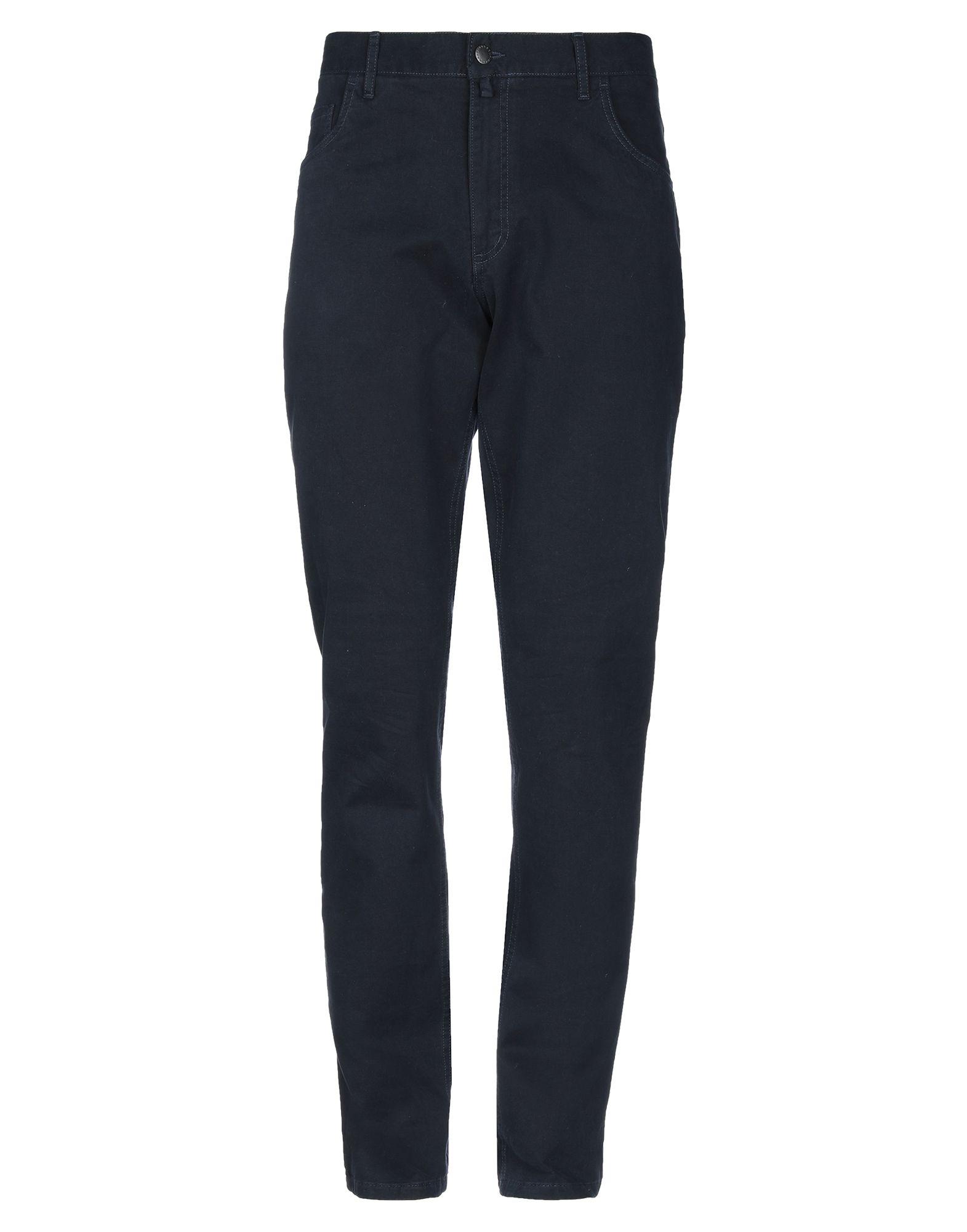 《セール開催中》BARBOUR メンズ パンツ ダークブルー 46 コットン 98% / ポリウレタン 2%