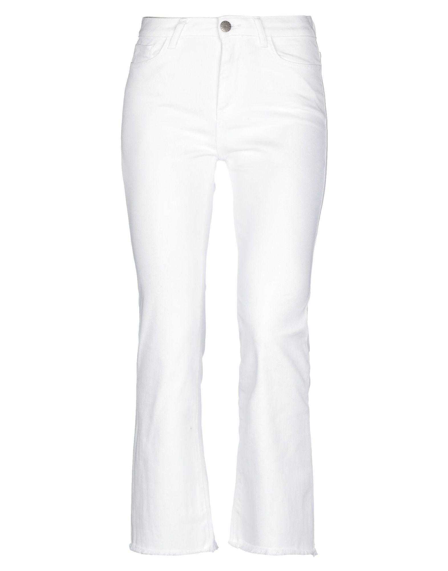 FEDERICA TOSI Повседневные брюки federica tosi повседневные шорты