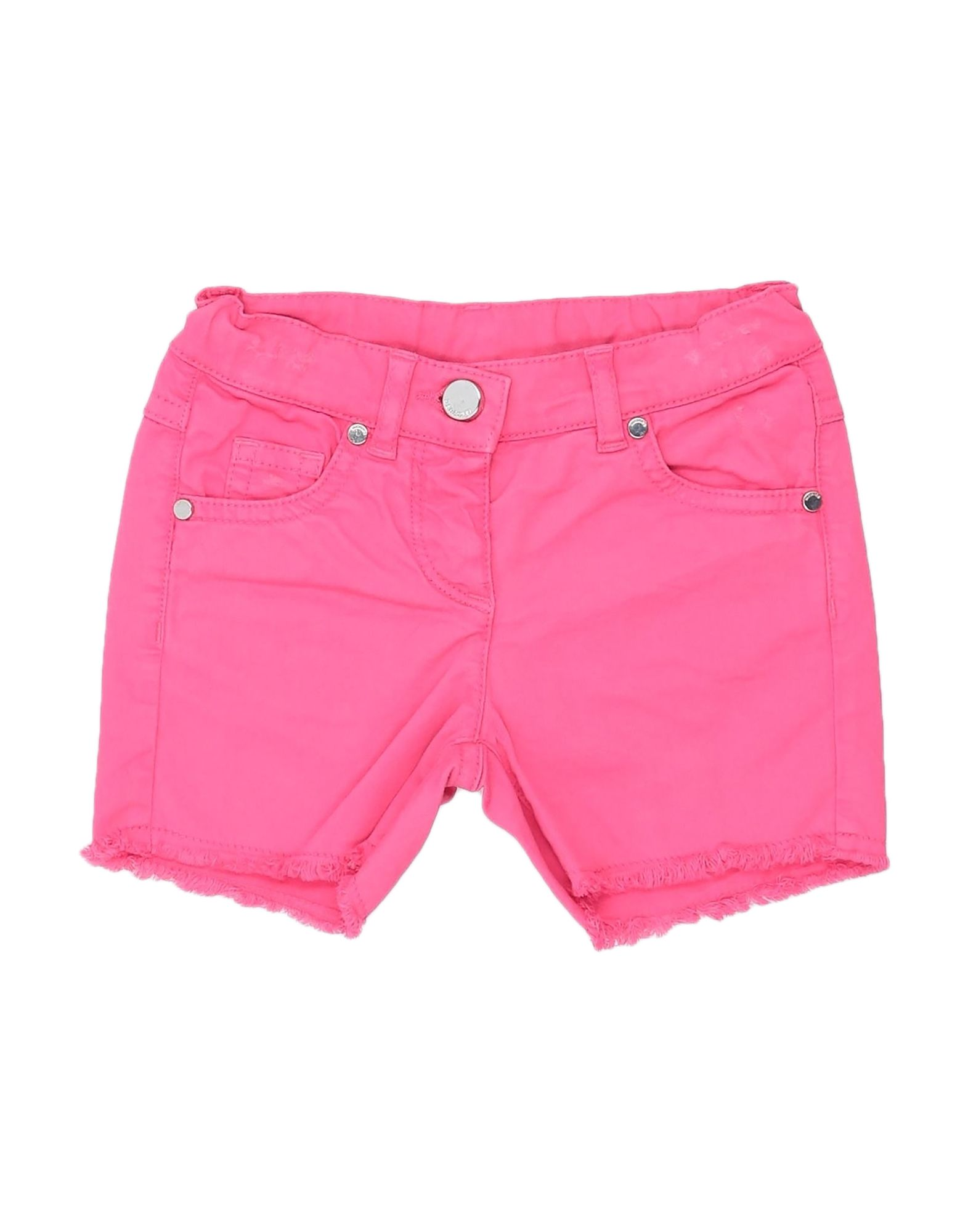 Microbe By Miss Grant Kids' Shorts In Pink