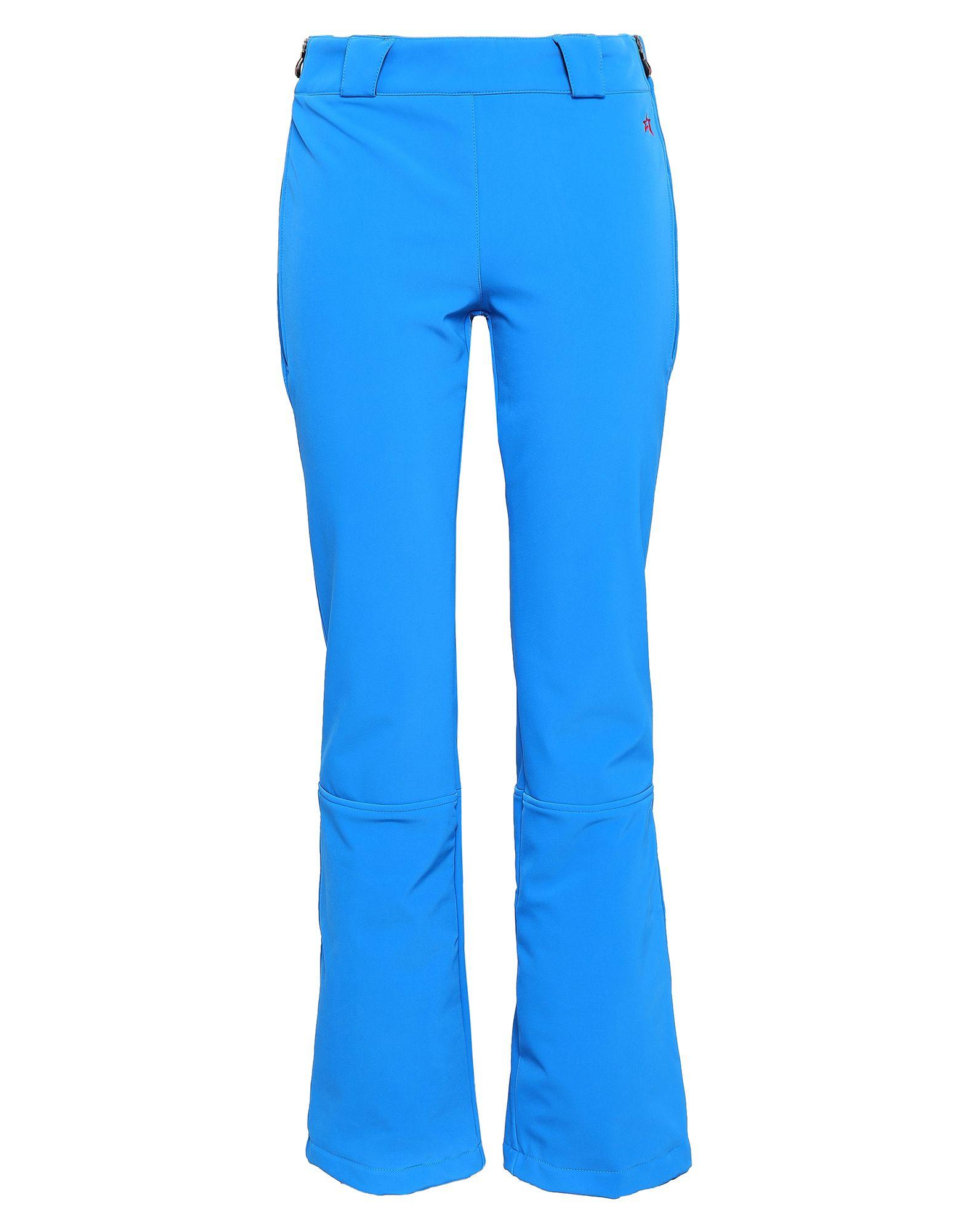 《セール開催中》PERFECT MOMENT レディース スキーパンツ ブルー M ナイロン 89% / ポリウレタン 11%