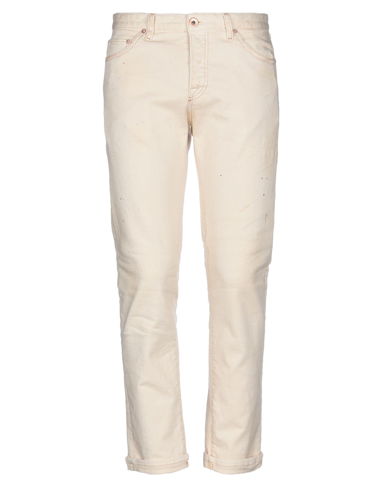 《セール開催中》PT Torino メンズ パンツ ベージュ 30 コットン 94% / エメリー 4% / ポリウレタン 2%