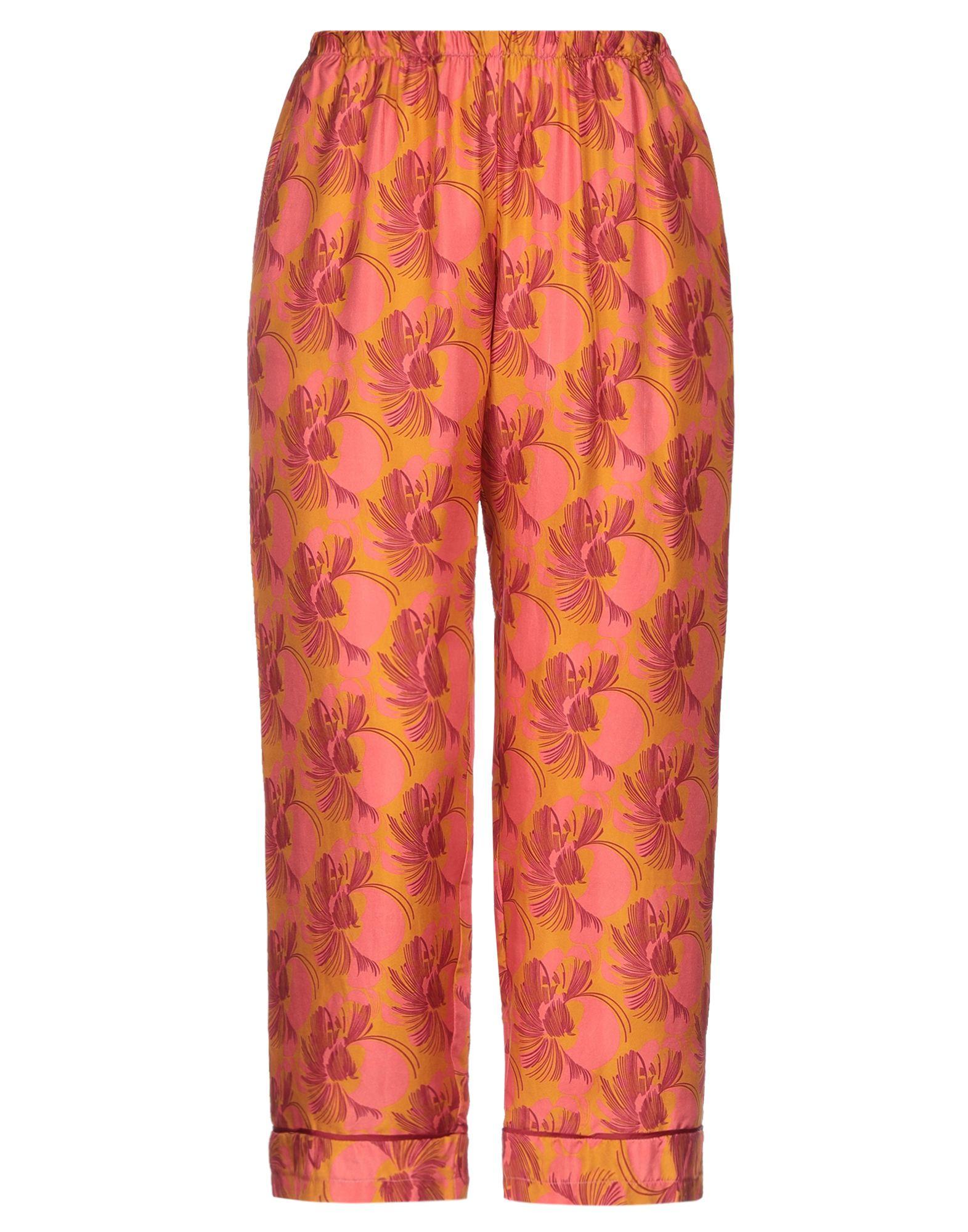 брюки laura scott LAURA URBINATI Укороченные брюки
