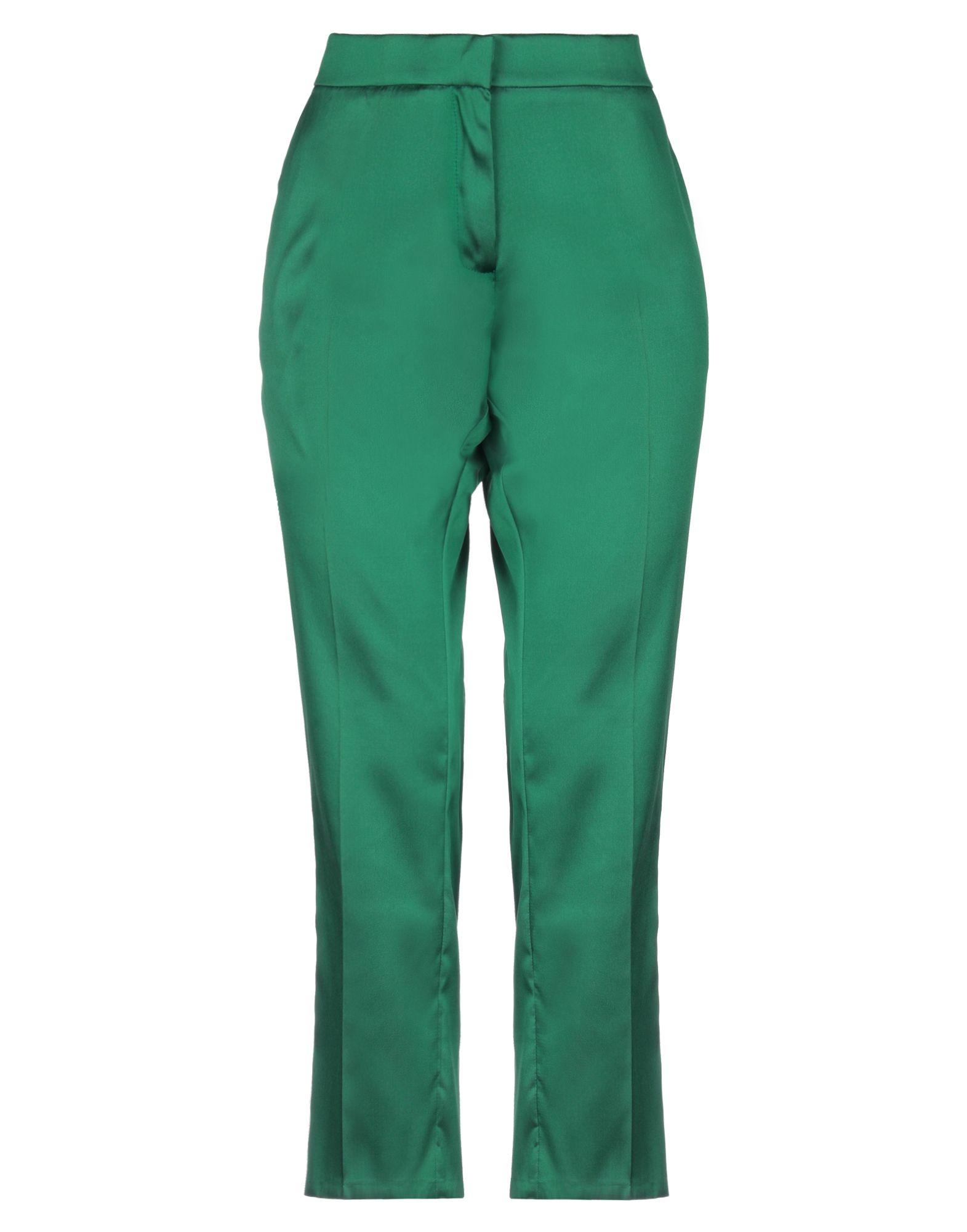 SPACE SIMONA CORSELLINI Повседневные брюки simona corsellini повседневные брюки