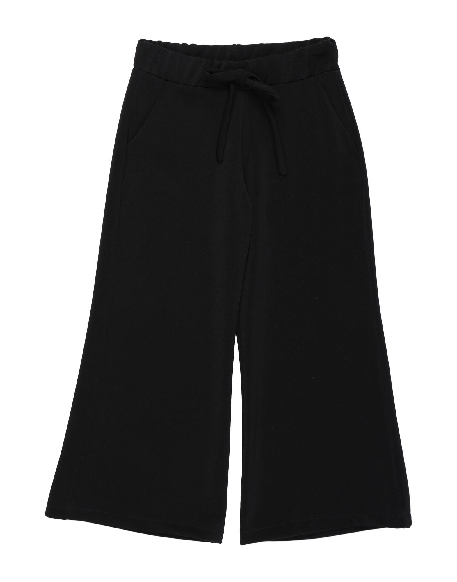 Miss Blumarine Kids' Casual Pants In Black