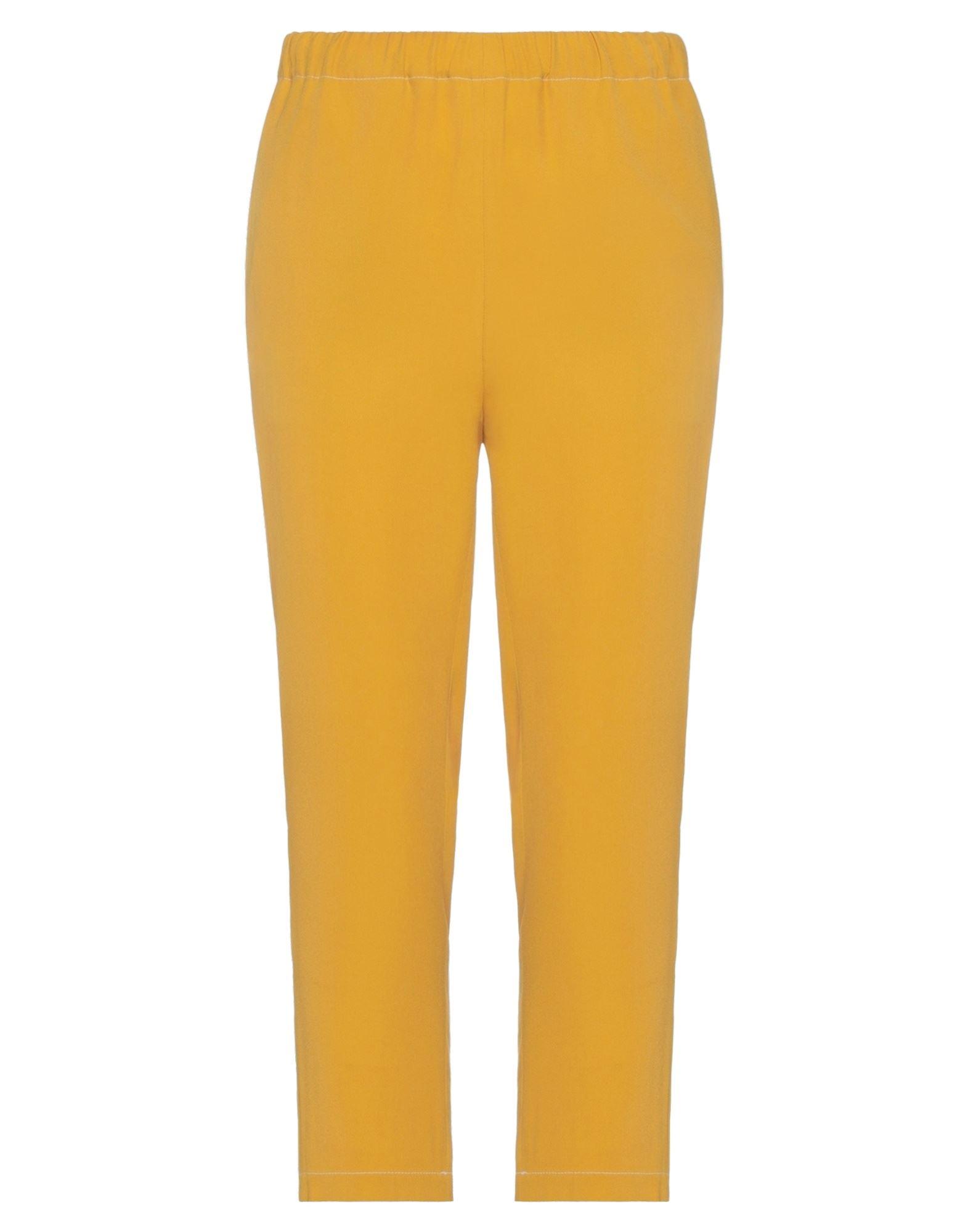 Marni 3/4-length Shorts In Orange