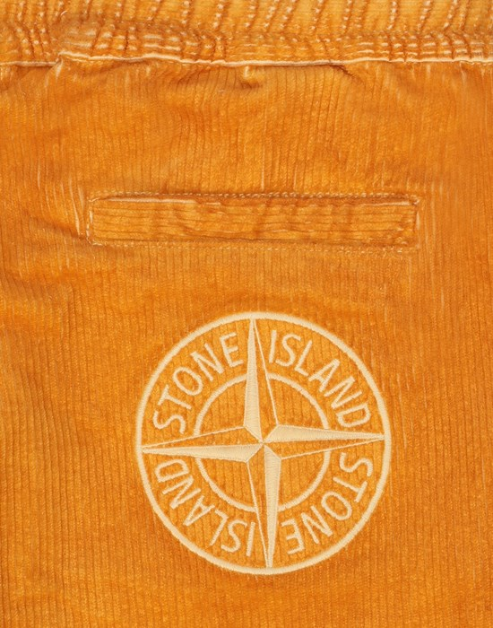 13518211kh - PANTS - 5 POCKETS STONE ISLAND JUNIOR