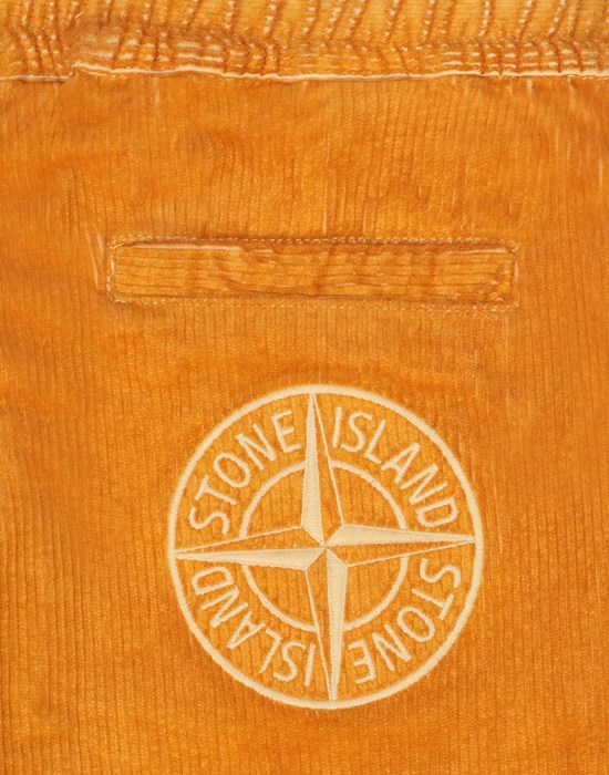 13518217kq - PANTS - 5 POCKETS STONE ISLAND JUNIOR