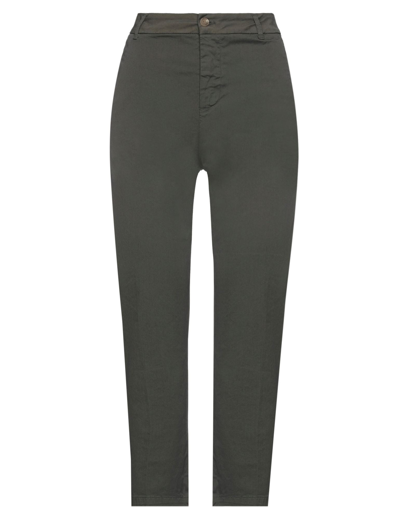 Ab/soul Casual Pants In Military Green