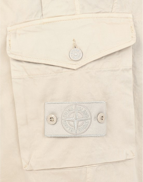 13519249le - PANTS - 5 POCKETS STONE ISLAND