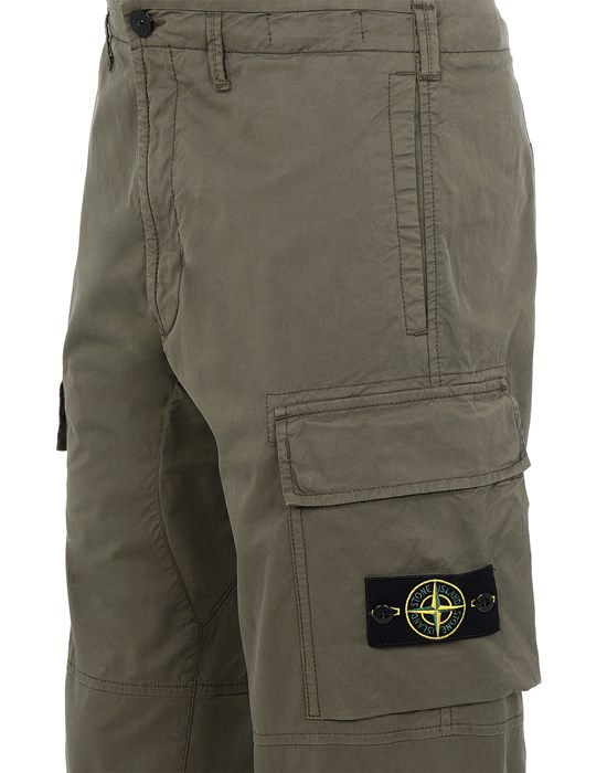 13519699js - TROUSERS - 5 POCKETS STONE ISLAND