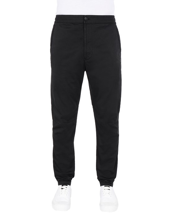 STONE ISLAND 30909 Pants Man Black