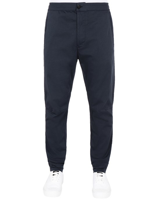 STONE ISLAND 30909 Trousers Man Blue