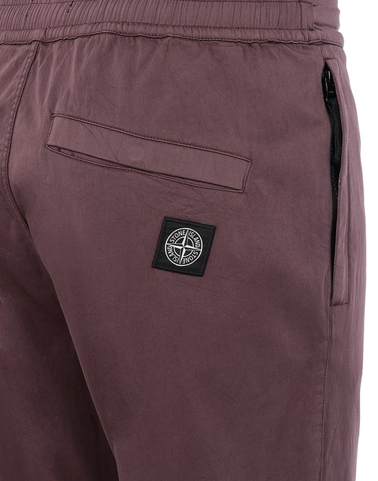 13519779ir - PANTS - 5 POCKETS STONE ISLAND