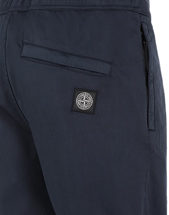 13519779re - HOSEN - 5-POCKETS STONE ISLAND