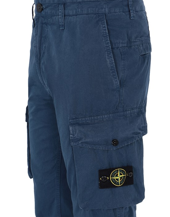 13519814tn - TROUSERS - 5 POCKETS STONE ISLAND