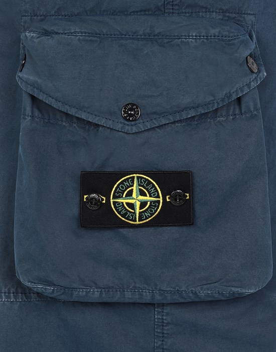 13519817rl - TROUSERS - 5 POCKETS STONE ISLAND