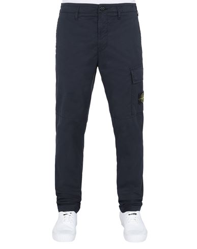 STONE ISLAND 31419 Pants Man Blue USD 245