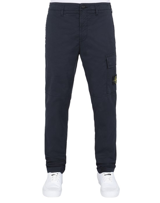 Pants Man 31419 Front STONE ISLAND