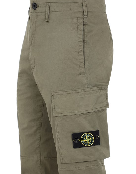 13519848er - TROUSERS - 5 POCKETS STONE ISLAND