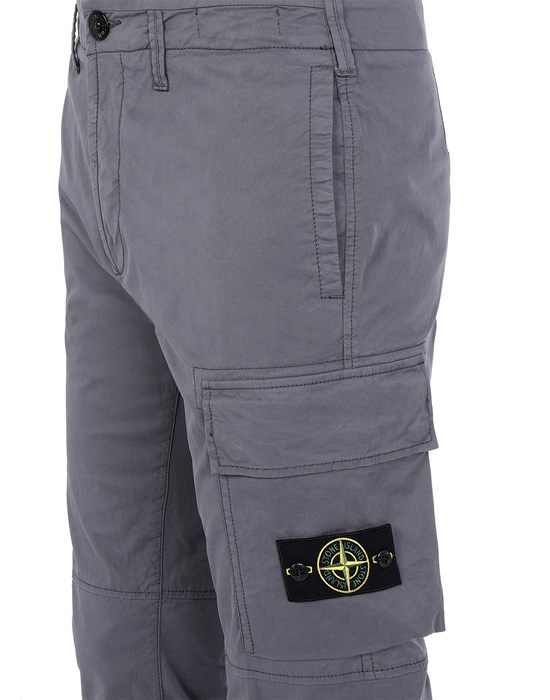 13519848eu - TROUSERS - 5 POCKETS STONE ISLAND