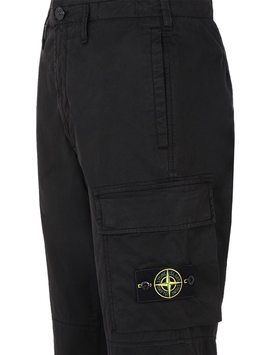 13519848kh - TROUSERS - 5 POCKETS STONE ISLAND