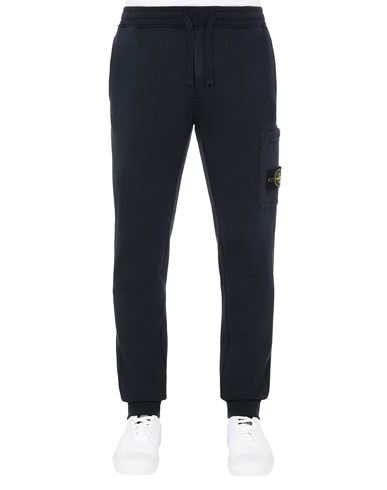 STONE ISLAND 64551 Pants Man Blue USD 233