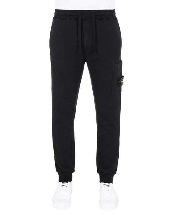 Fleece Trousers Man 64551 Front STONE ISLAND