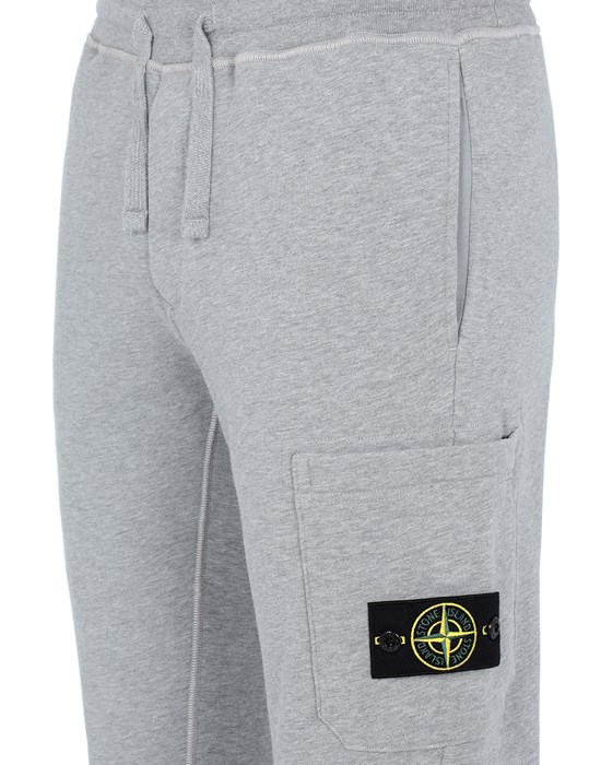 13519850jr - TROUSERS - 5 POCKETS STONE ISLAND