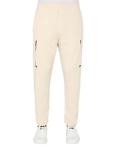 STONE ISLAND 60551 Pants Man Ivory USD 437