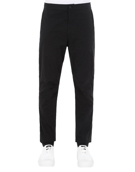 STONE ISLAND 30903 Pants Man Black