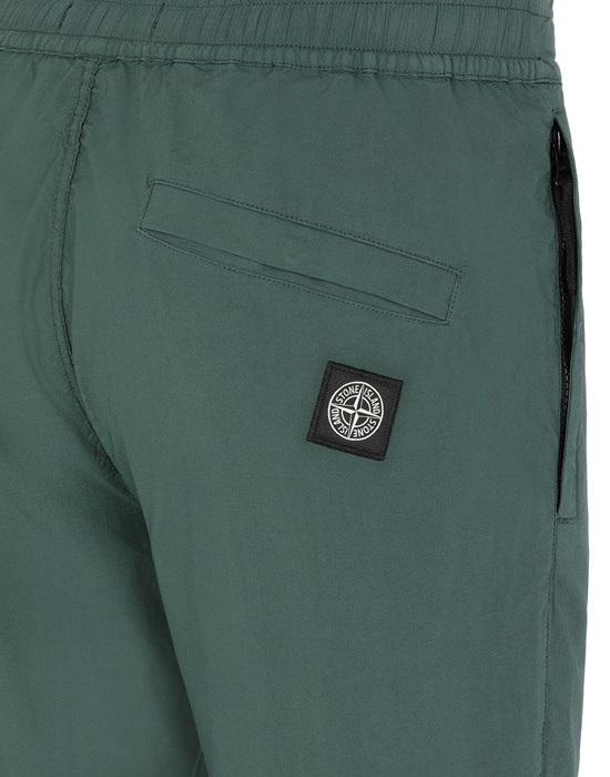 13519892us - TROUSERS - 5 POCKETS STONE ISLAND