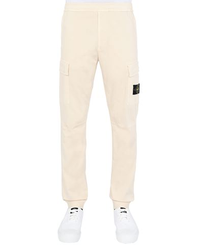 STONE ISLAND 31309 Pants Man Ivory USD 373