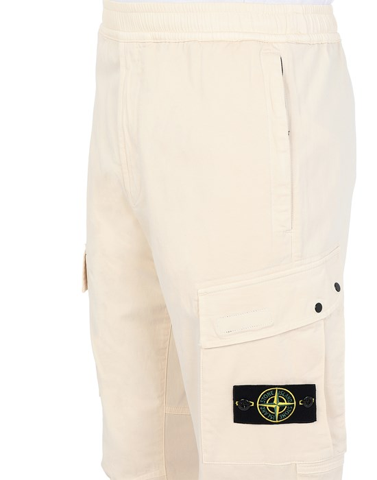 13519896kl - PANTS - 5 POCKETS STONE ISLAND
