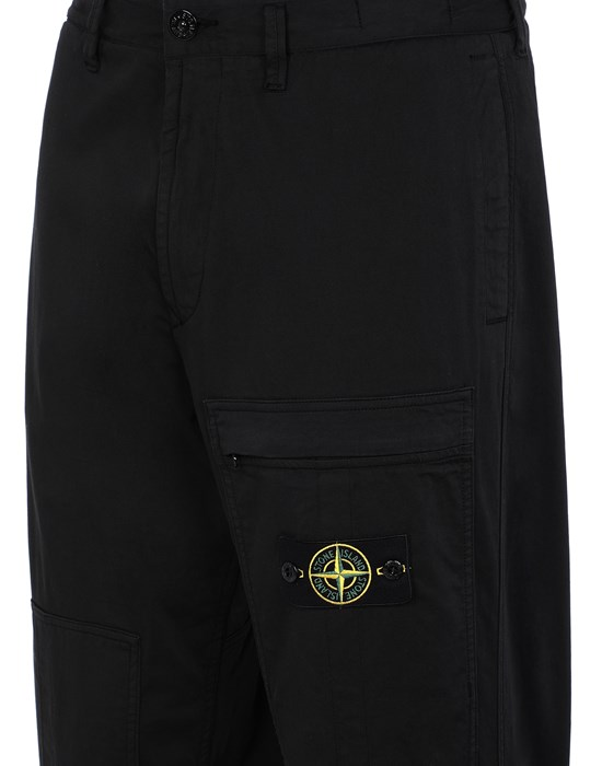 13519906ne - TROUSERS - 5 POCKETS STONE ISLAND