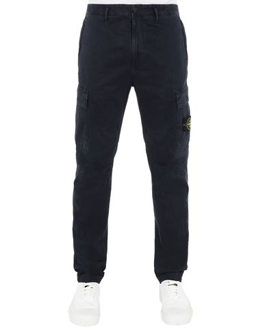 STONE ISLAND 30504 T.CO 'OLD' Trousers Man Blue EUR 299