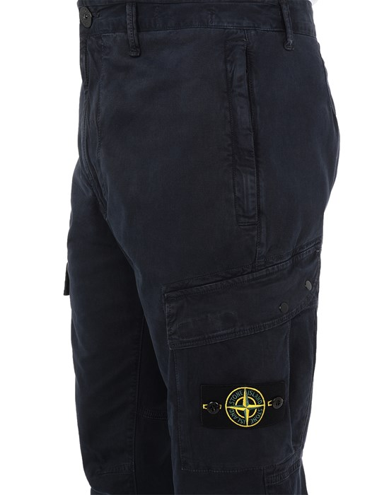 13519908kl - TROUSERS - 5 POCKETS STONE ISLAND