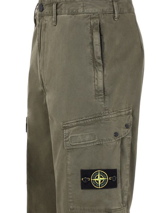 13519908tl - TROUSERS - 5 POCKETS STONE ISLAND