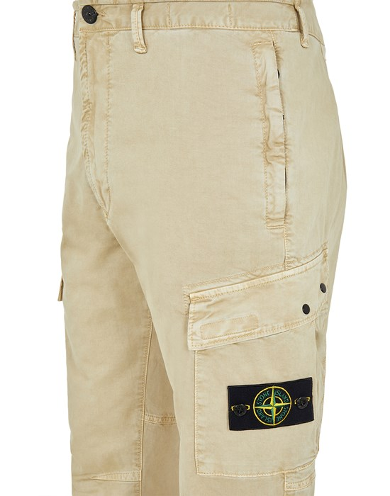 13519908uw - PANTS - 5 POCKETS STONE ISLAND