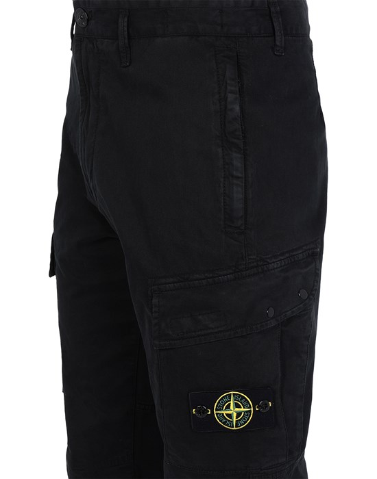 13519908xt - TROUSERS - 5 POCKETS STONE ISLAND