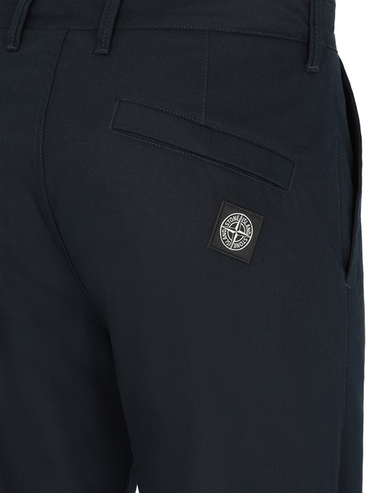 13519910bu - PANTS - 5 POCKETS STONE ISLAND