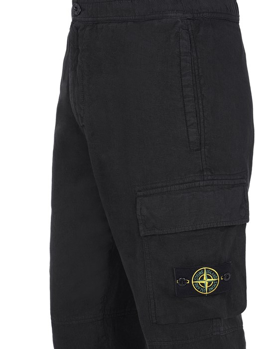 13519912mp - PANTS - 5 POCKETS STONE ISLAND