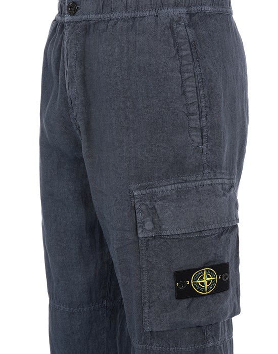 13519912ws - TROUSERS - 5 POCKETS STONE ISLAND