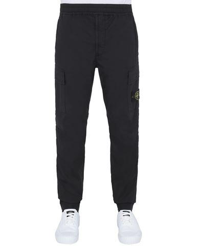 STONE ISLAND 31303 Pantalon Homme Noir EUR 299