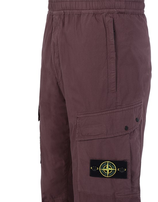 13520026au - TROUSERS - 5 POCKETS STONE ISLAND