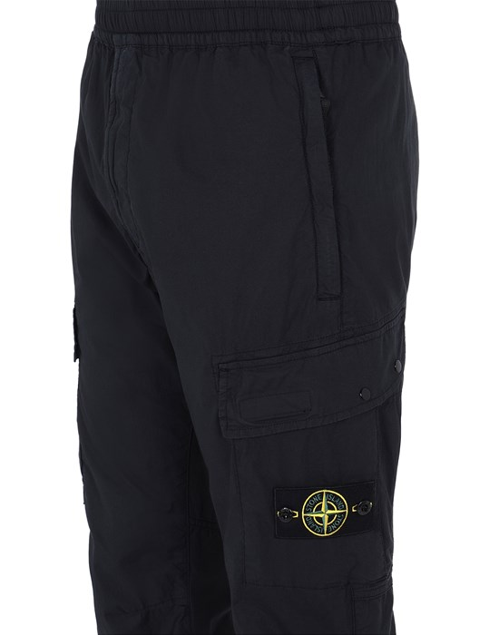 13520026de - TROUSERS - 5 POCKETS STONE ISLAND