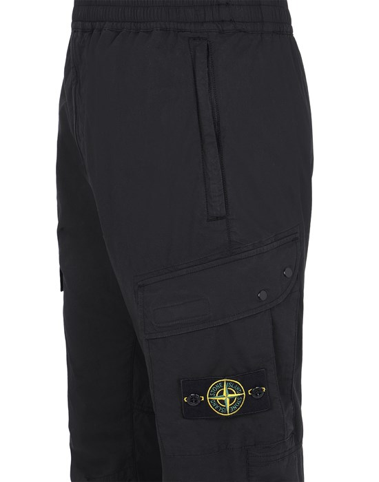13520026up - TROUSERS - 5 POCKETS STONE ISLAND