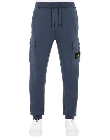 STONE ISLAND 65251 Pants Man Avio Blue USD 345